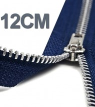 12CM Zipper YKK Metal