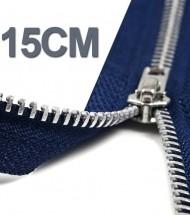 15CM Reissverschlüsse YKK Metall