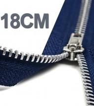 18CM Zipper YKK Metal