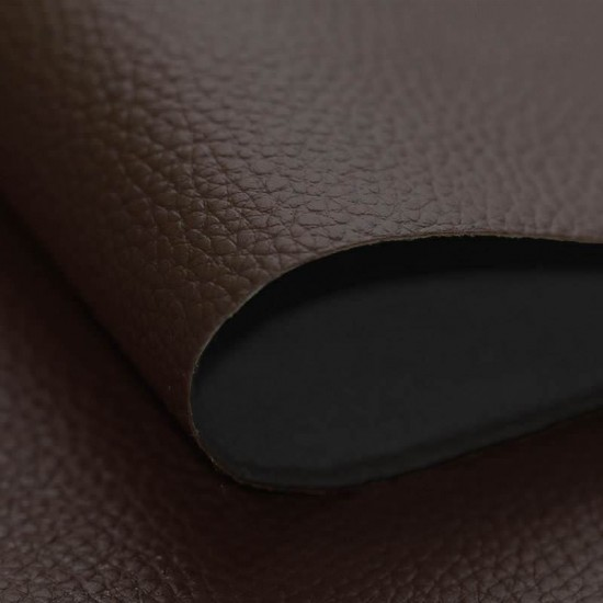 Upholstery Leather Dark Brown