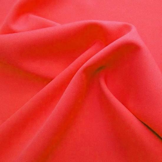 Tessuto Burlington Rosso