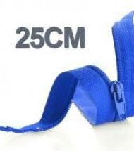 25CM Zippers YKK Nylon Divisible