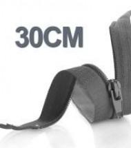 30CM Cerniera Lampo YKK In Plastica Divisibile
