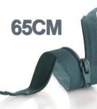 65CM Fermetures Éclair Nyon YKK Séparable