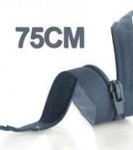 75CM Zippers YKK Nylon Divisible