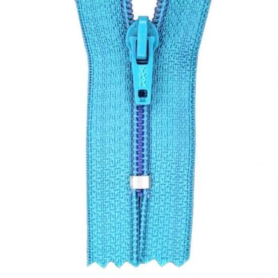 Zipper YKK Aqua 22CM Nylon