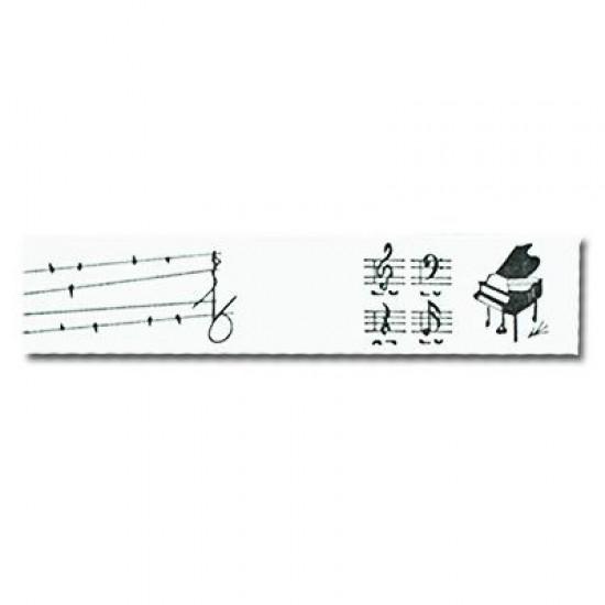 Ribbons Piano 20mm