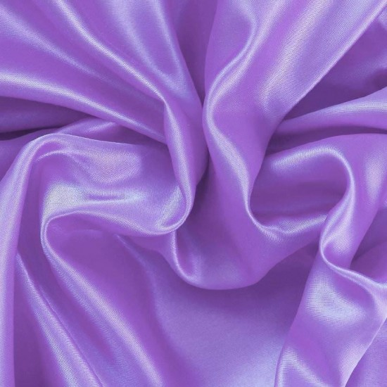 Satin Fabric Lila