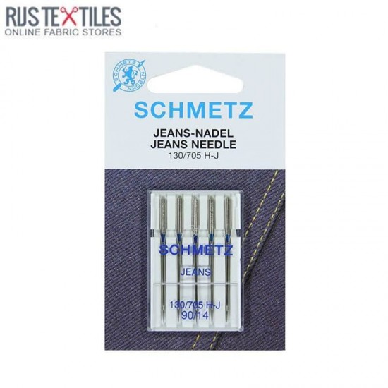 Schmetz Jeans Needle 90/14 (130/705 H-J)