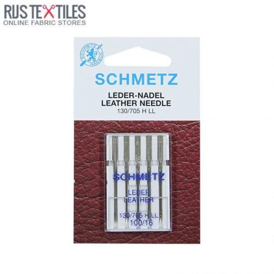 Schmetz Leather Needle 100/16 (130/705 H LL)