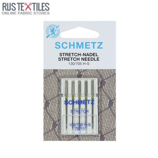 Schmetz Stræk Nåle 75/11 (130/705 H-S)