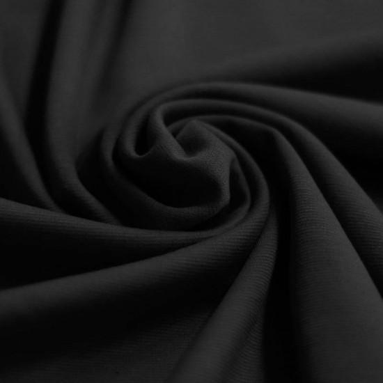 Heavy Jersey Black