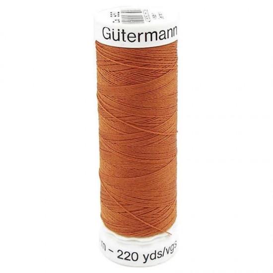 Gütermann 932 Brique Orange 200M (043)