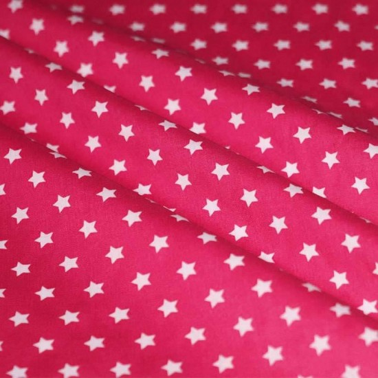 Star Fabric Fuchsia 9 mm