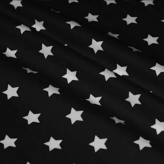Star Fabric Black 20 mm