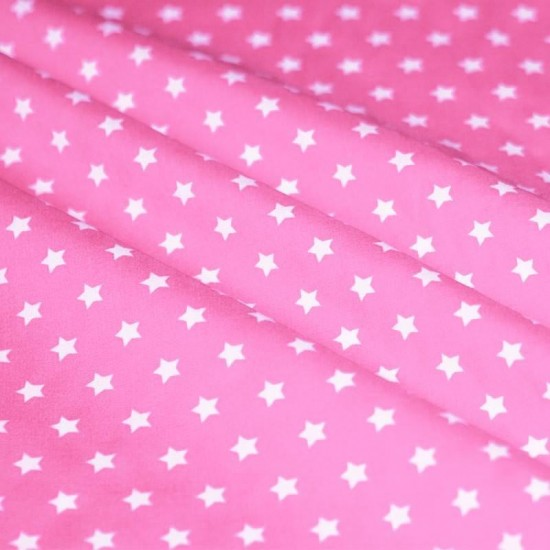 Star Fabric Pink 9 mm