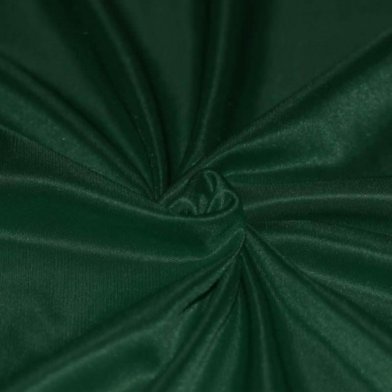 Stretch Lining Fabric Dark Green