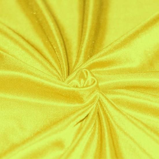 Stretch Lining Fabric Yellow