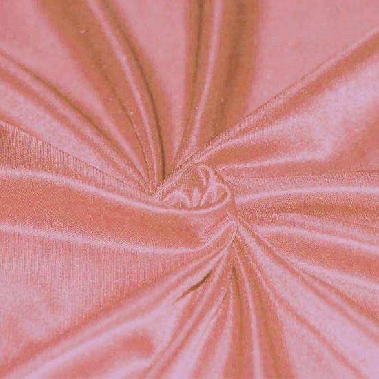 Stretch Lining Fabric Salmon Pink