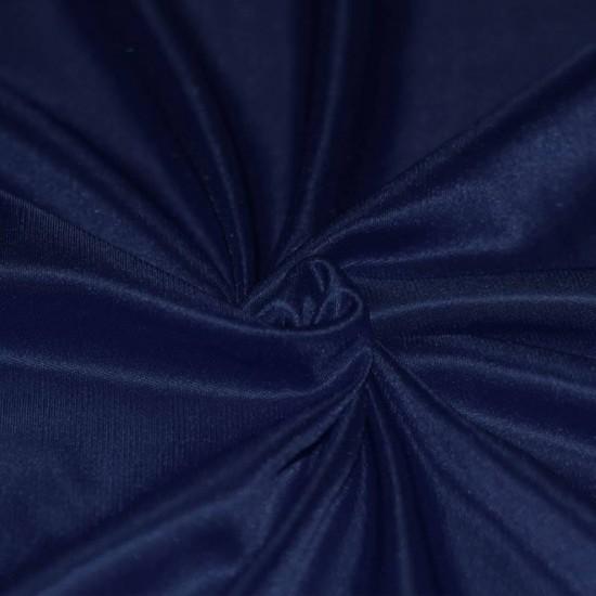 Stretch Lining Fabric Navy