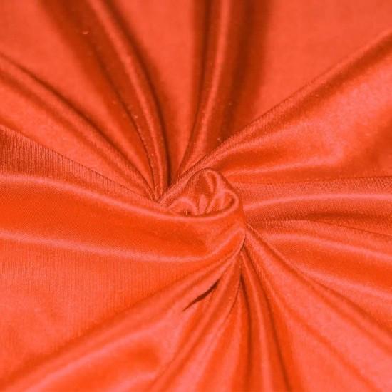 Stretch Lining Fabric Orange