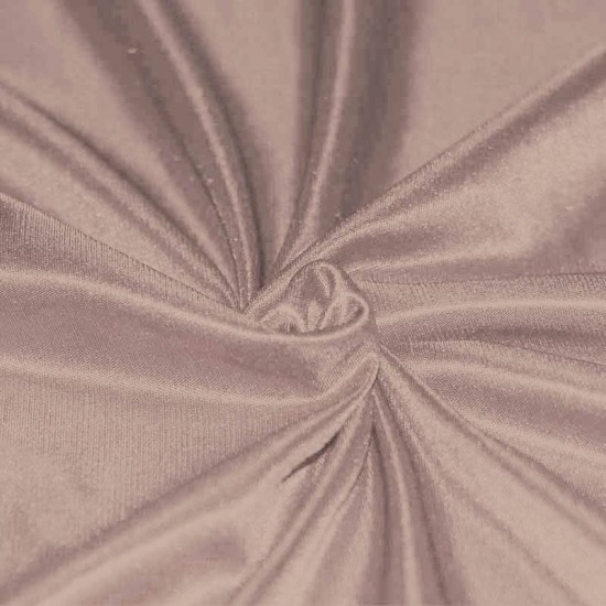 Stretch Lining Fabric Taupe