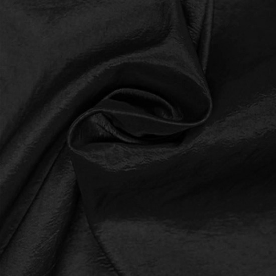 Taffeta Fabric Black