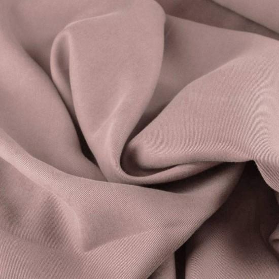 Tencel Twill Fabric Nude Pink