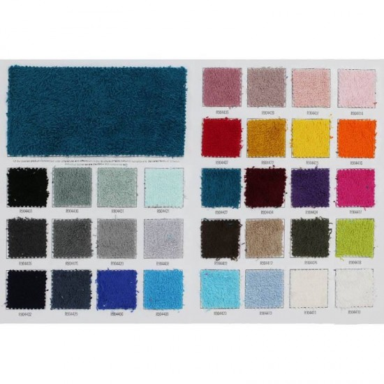 Terry Fabric Sample Card