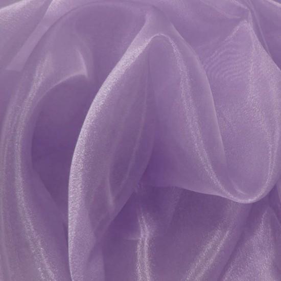 Organza Fabric Lila