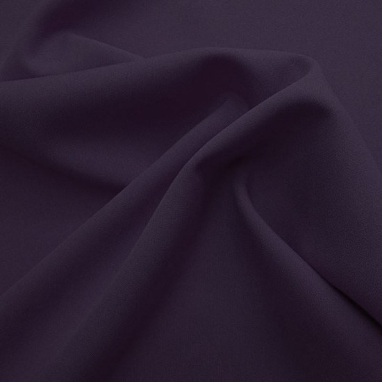 Burlington Fabric Dark Eggplant
