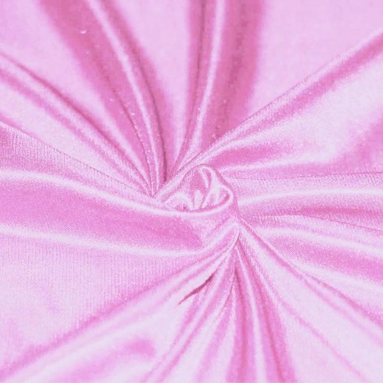 Stretch Lining Fabric Light Pink