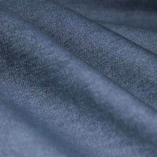 Denim Stretch Fabric Navy