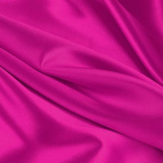 Lycra Fabric (Shiny) Fuchsia