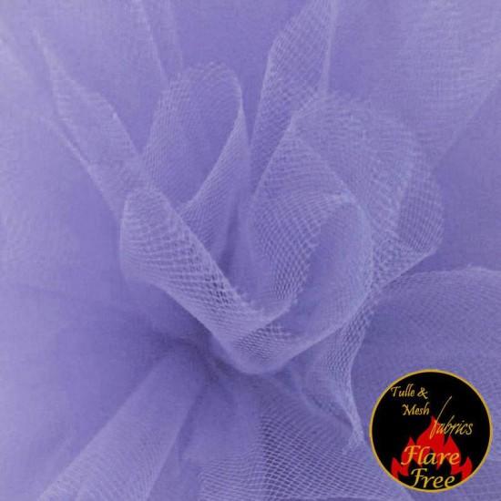 Tulle Fabric Lavender