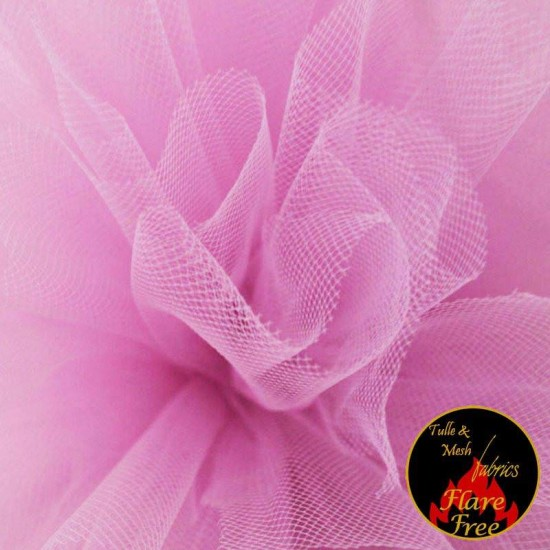 Tulle Fabric Pink