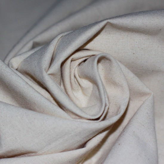 Unbleached Cotton Plain Weave