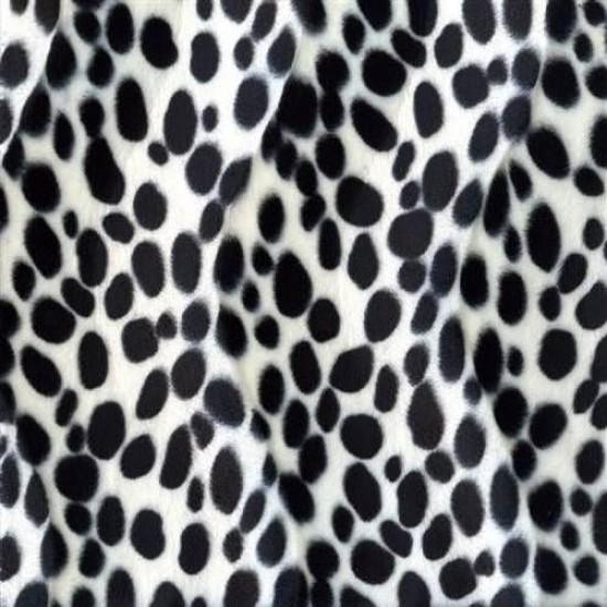 Velboa Dalmatian White