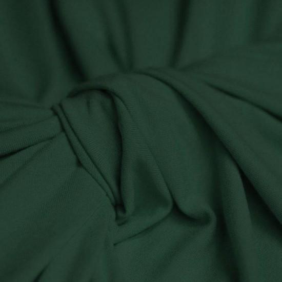 Viskose Jersey Armeegrün