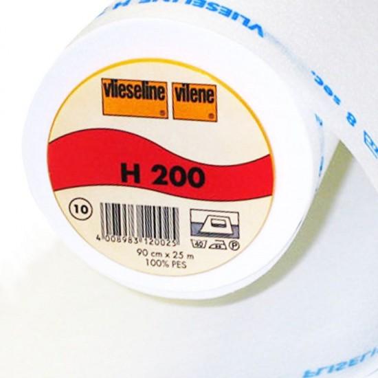 Vlieseline H200 White (Per Meter)