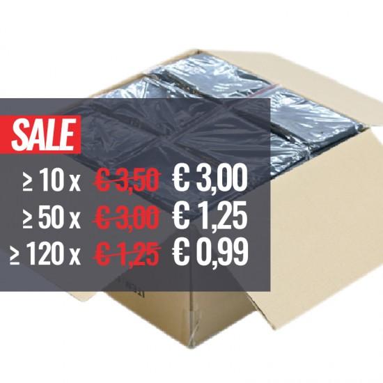 Vlieseline Fusible Interfacing Pack Black 2,50 x 1 Meter