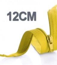 12CM Cerniera Lampo YKK In Plastica