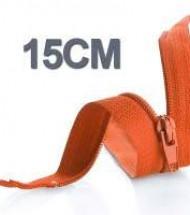 15CM Cerniera Lampo YKK In Plastica