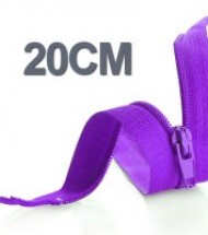 20CM Zippers YKK Nylon