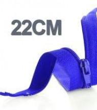22CM Reissverschlüsse YKK Kunststoff