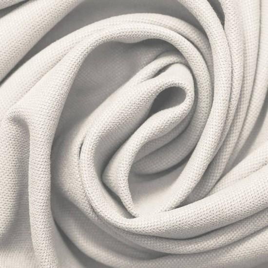Canvas Fabric Ecru