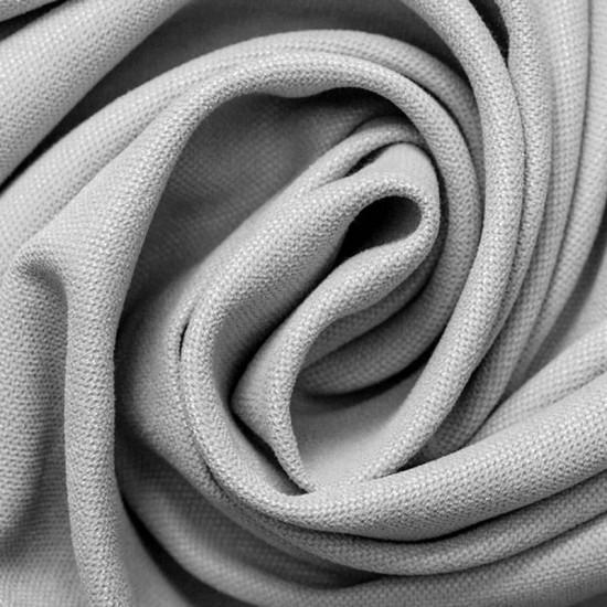 Canvas Fabric Light Grey