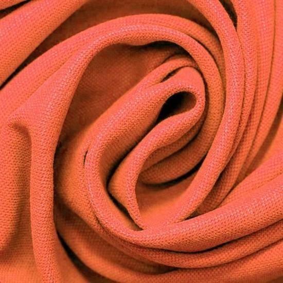Canvas Fabric Orange