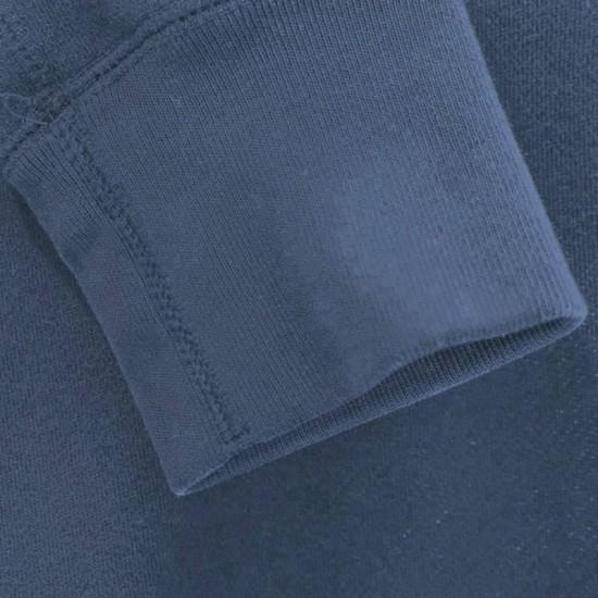 Cuffs Rib Dark Jeans