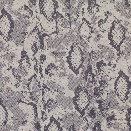 Jacquard Fabric - Snake Pattern Beige